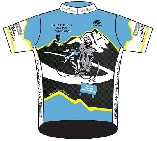 Awesome Breathless Agony Jersey!!